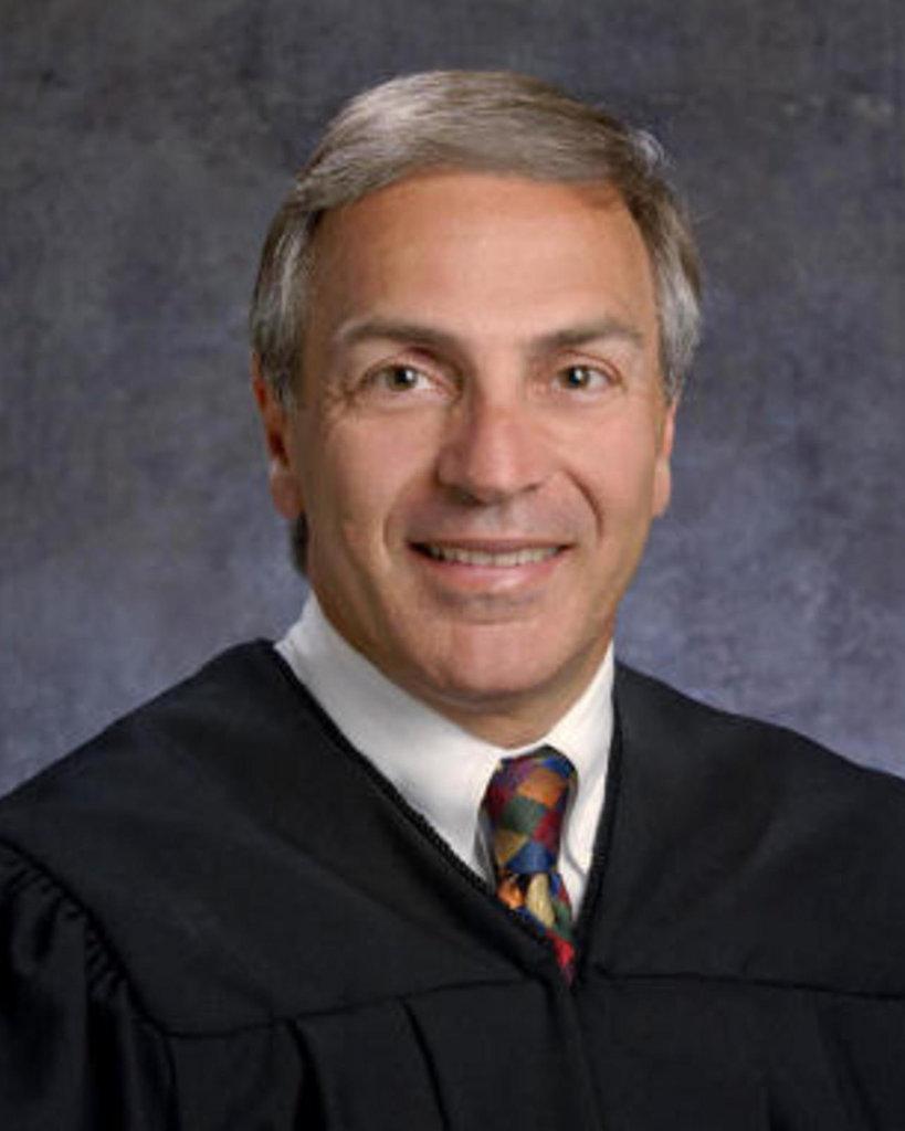 Larry Alan Burns American judge