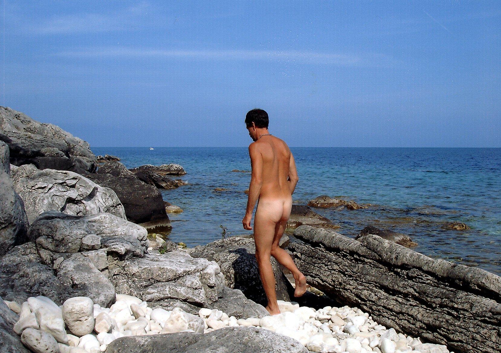 Swimwear for nude beaches