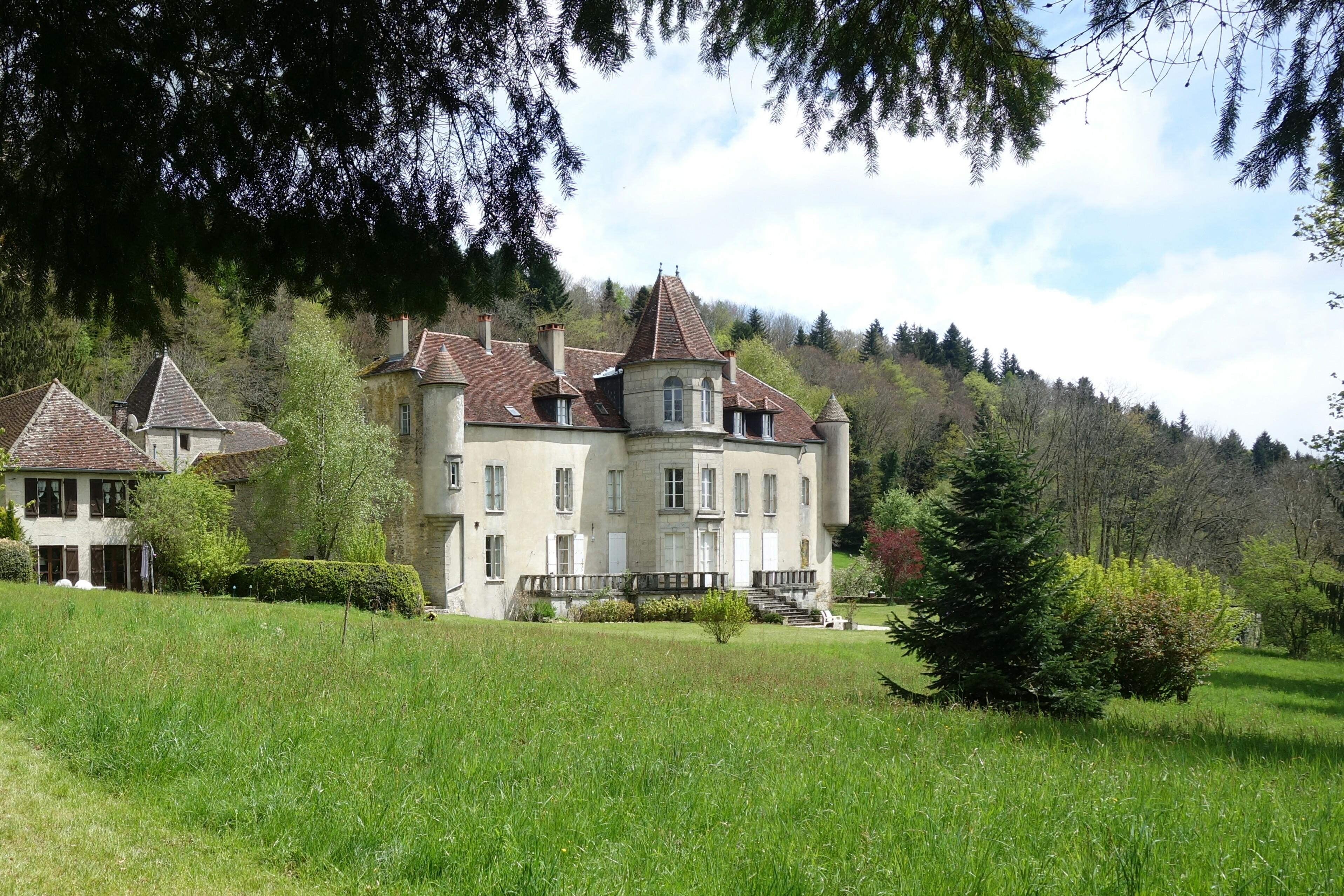 Château de Mérona
