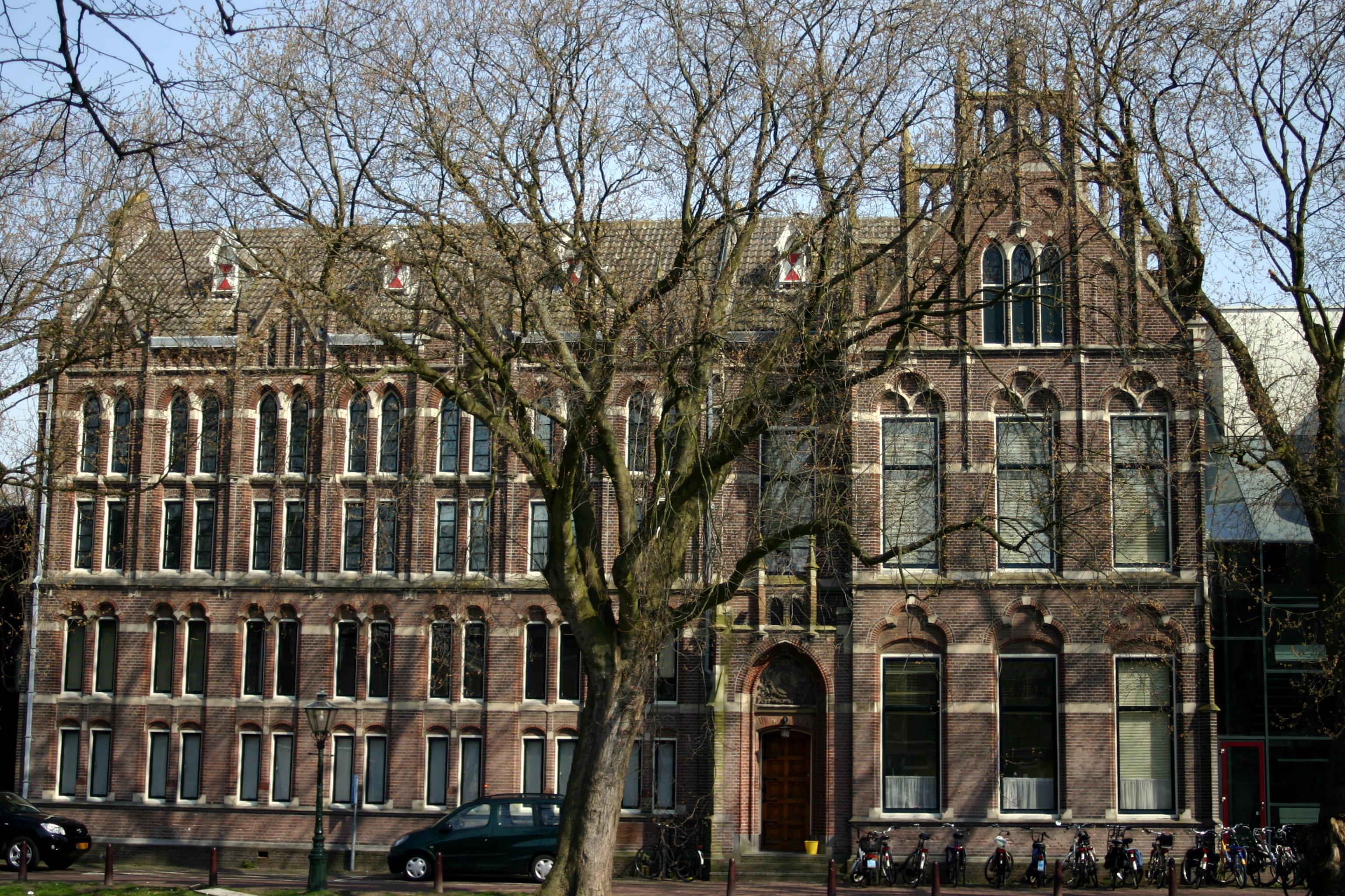 Archiefgebouw van het gemeente archief leiden in leiden for Interieur leiden