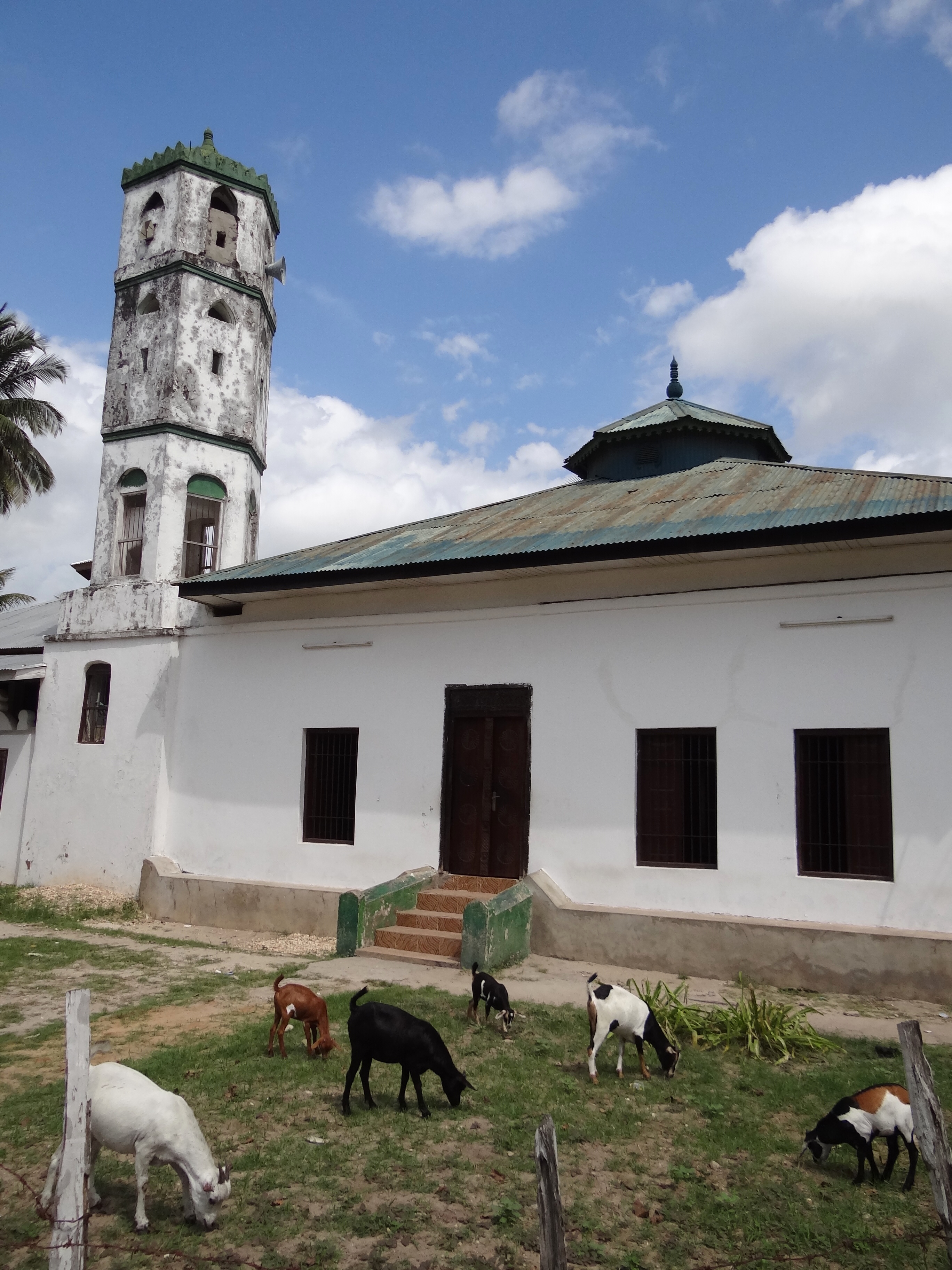 Bagamoyo Tanzania  city photos gallery : Local Mosque Bagamoyo Tanzania Wikimedia Commons