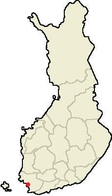 File:Location of Kaarina in Finland.png - Wikimedia Commons