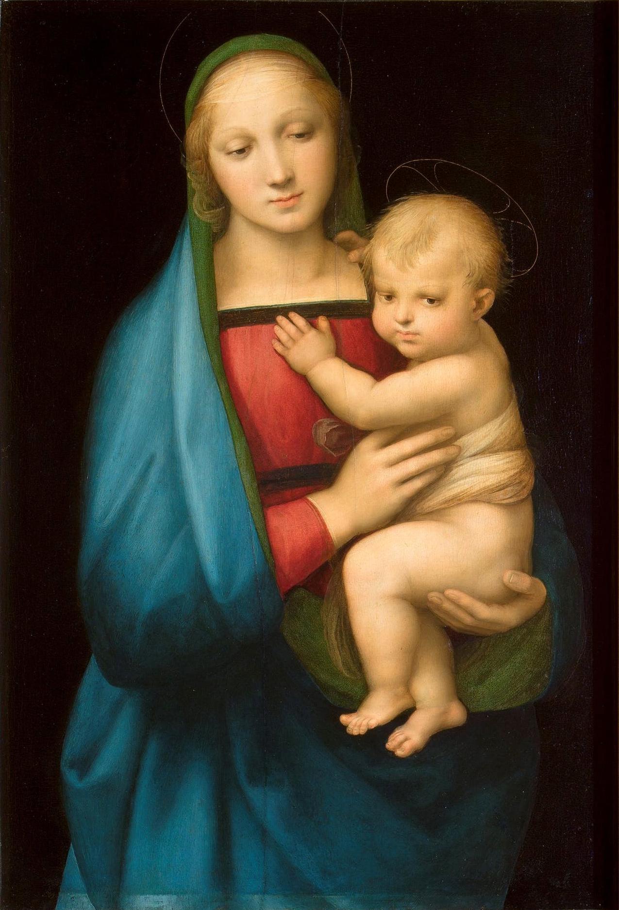 Madonna del Granduca - Wikipedia