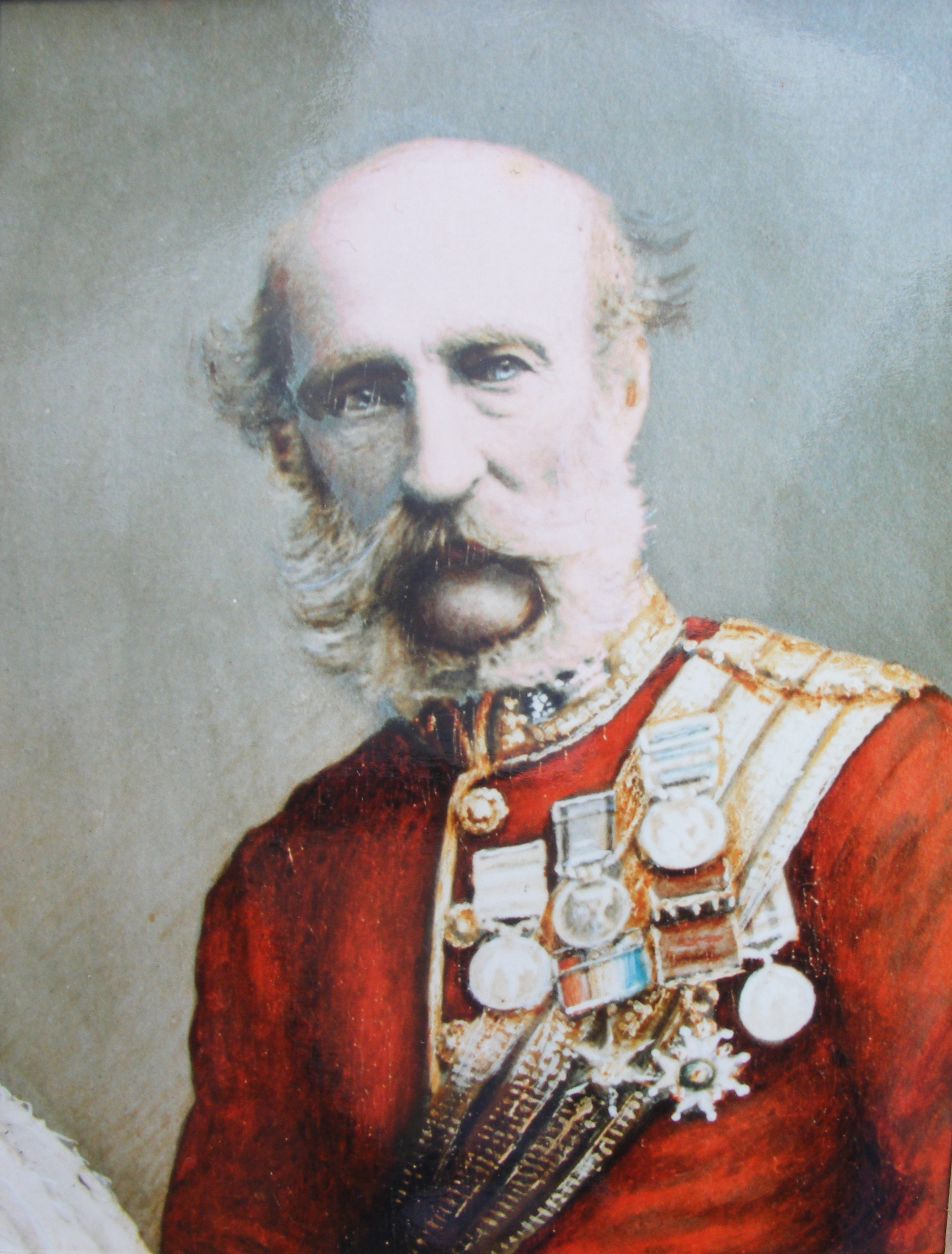 Royal Artillery Wikipedia - If celebrities were 19th century military generals they would look like this