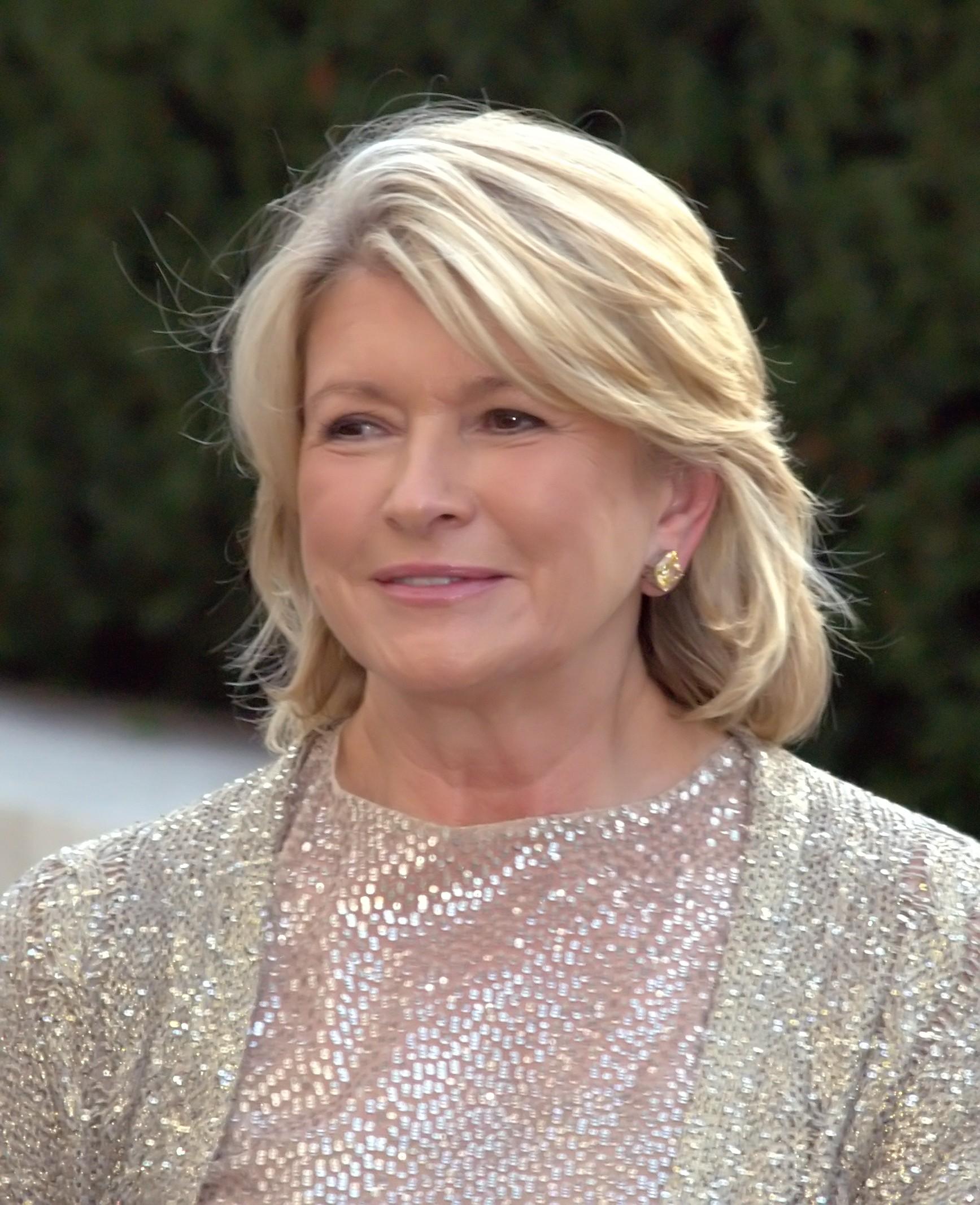 Veja o que saiu no Migalhas sobre Martha Stewart