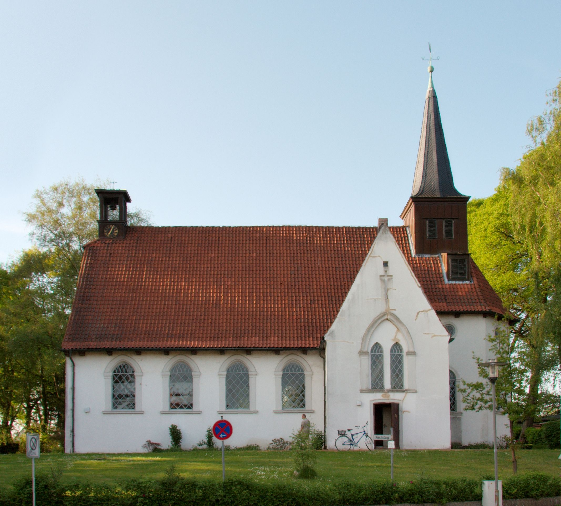 Kirche Reinfeld