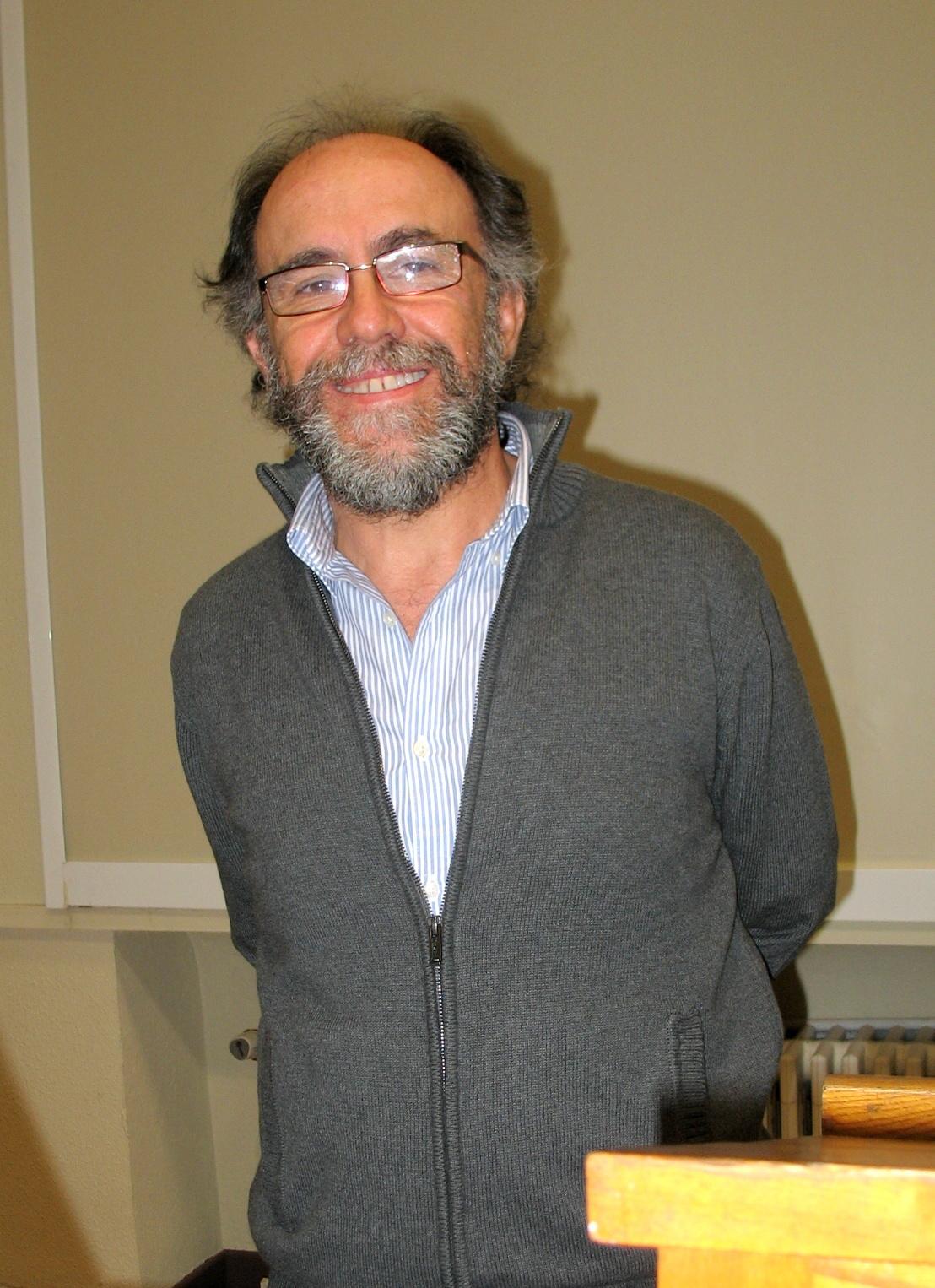 Mauricio Antón, January, 2019