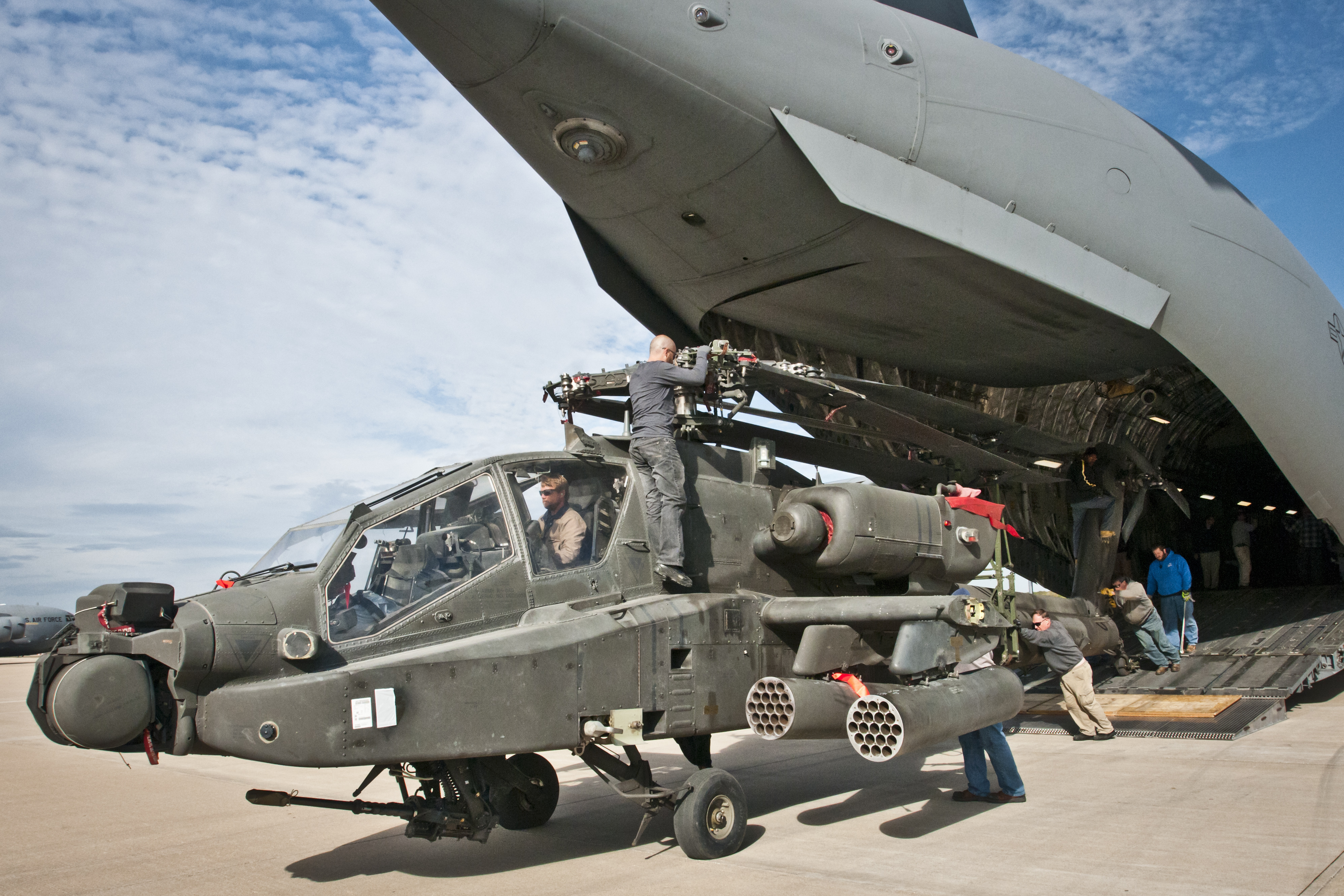 army helicopters with File Members Of The Fort Hood Arrival Departure Airfield Control Group And Civilian Contractors Unload An Ah 64d Apache Helicopter From A C 17 Globemaster Aircraft At Robert Gray Airfield  Fort Hood  Texas  Nov  15 131115 A Zu930 021 on Boeing Wins Fms Contract Supply Ah 6is Saudi Arabia furthermore Connex together with 8901 moreover  as well File Members of the Fort Hood Arrival Departure Airfield Control Group and civilian contractors unload an AH 64D Apache helicopter from a C 17 Globemaster aircraft at Robert Gray Airfield  Fort Hood  Texas  Nov  15 131115 A ZU930 021.