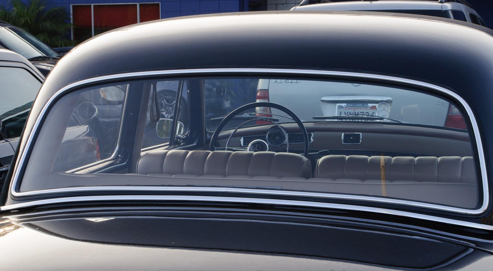 Mercedes ponton custom images for Mercedes benz ponton