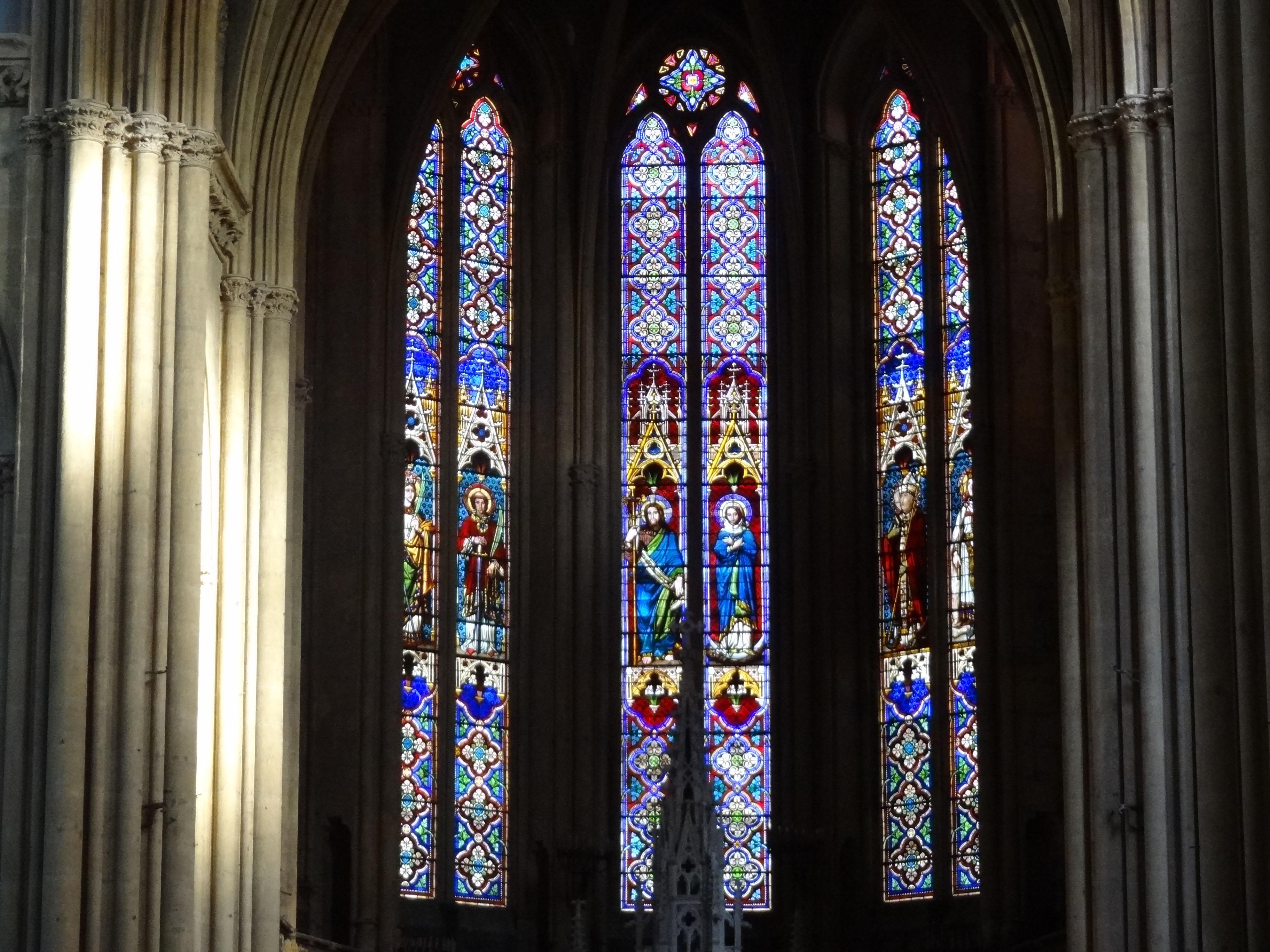 Vitraux Metz fichier:metz saint-vincent vitraux coeur — wikipédia