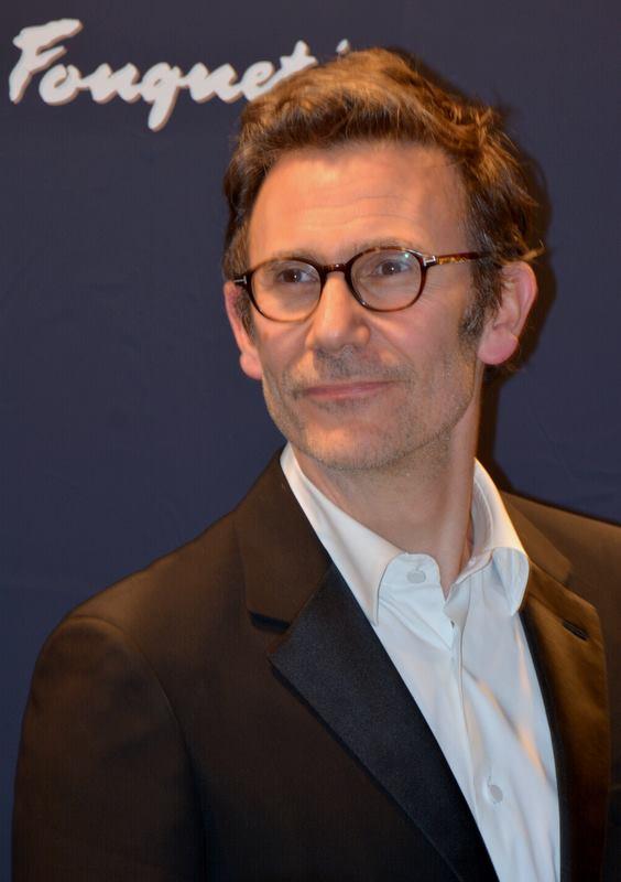 Hazanavicius in 2017