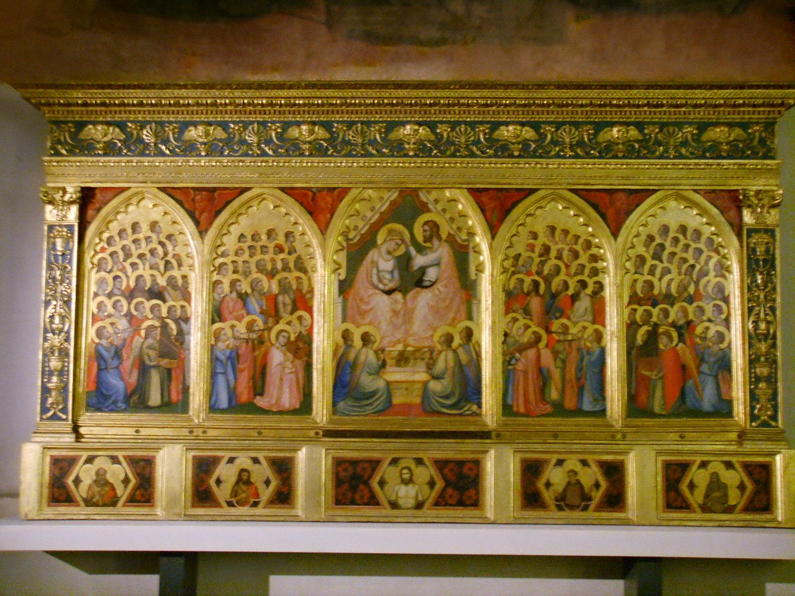 giotto - wikipedia - Soggiorno Di Giotto A Napoli 2