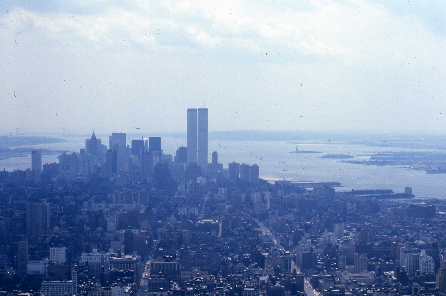 collapse of the twin towers essay Essays - largest database of quality sample essays and research papers on the twin towers.