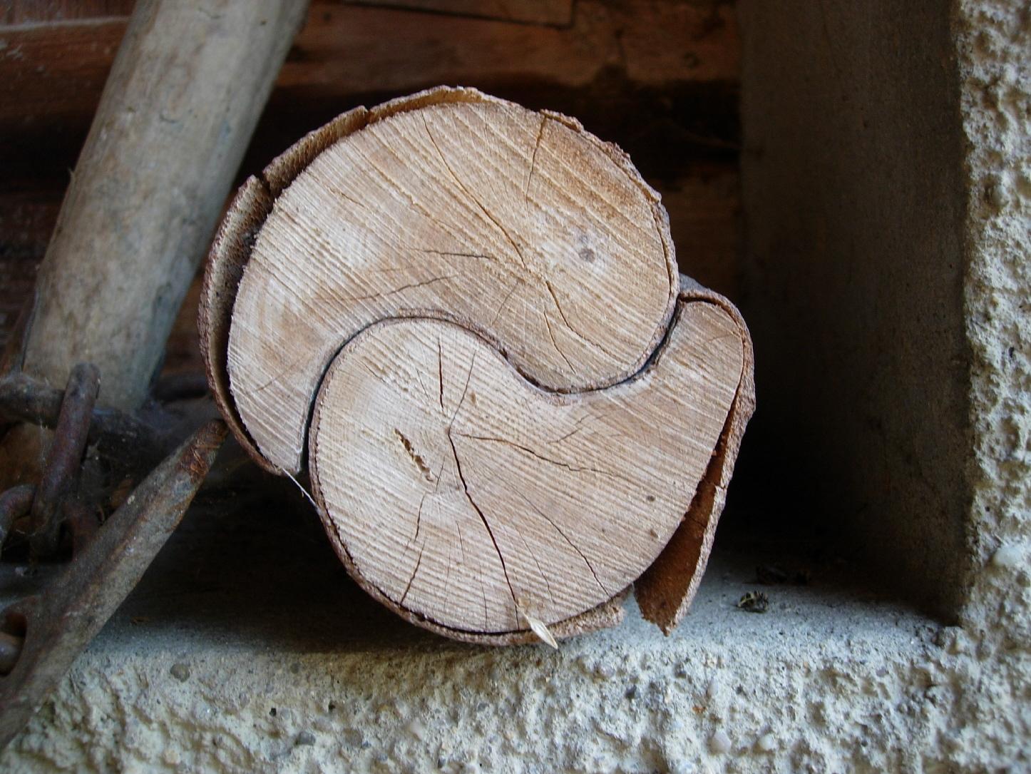 yinyang wood