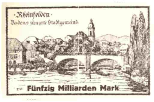 File notgeld rheinfelden baden 1920er wikimedia commons for Freibad rheinfelden baden