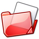Nuvola filesystems folder red.png