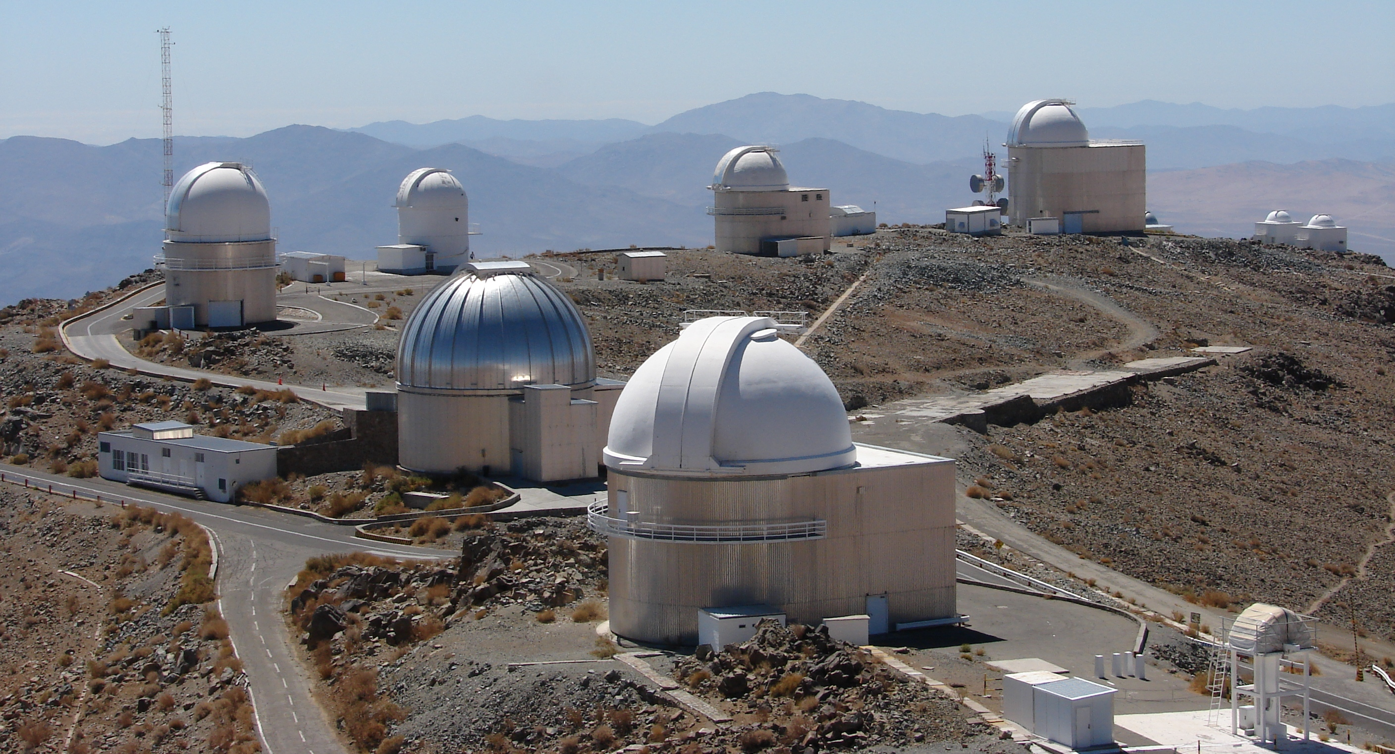 astronomy observatory with telescope - photo #14