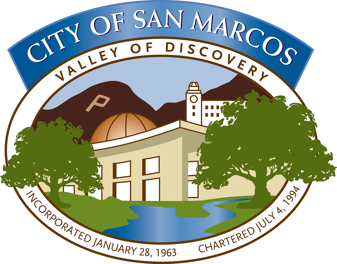 Plik:Official Seal of the City of San Marcos, CA.png – Wikipedia ...