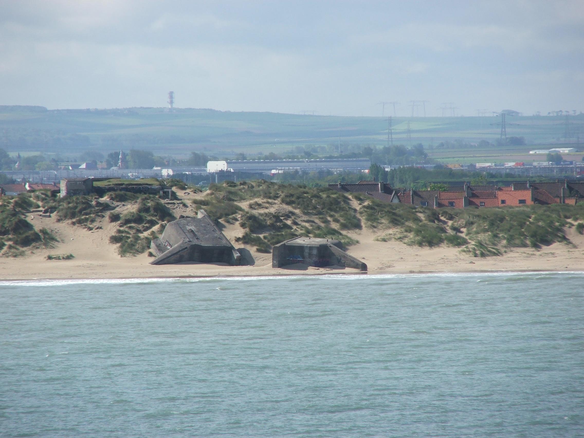 Dover Calais Tunnel >> NEW TECHNOLOGY: Calais