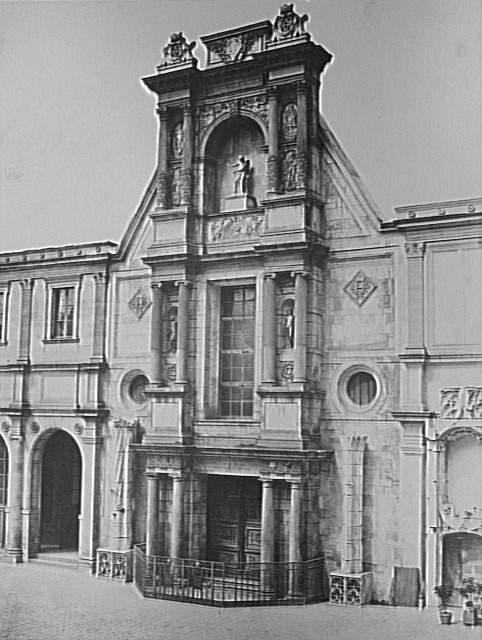 File paris cour de l 39 ecole des beaux arts portail d 39 wikimedia commons - Ecole des beaux arts paris ...