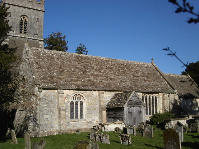 Plik:Parish church Elmore - geograph.org.uk - 119334.jpg