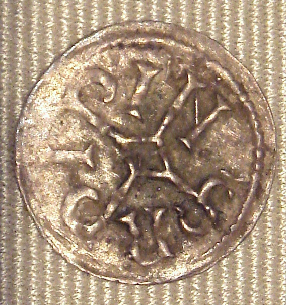 Pepin II d Aquitaine obole 845 to 848