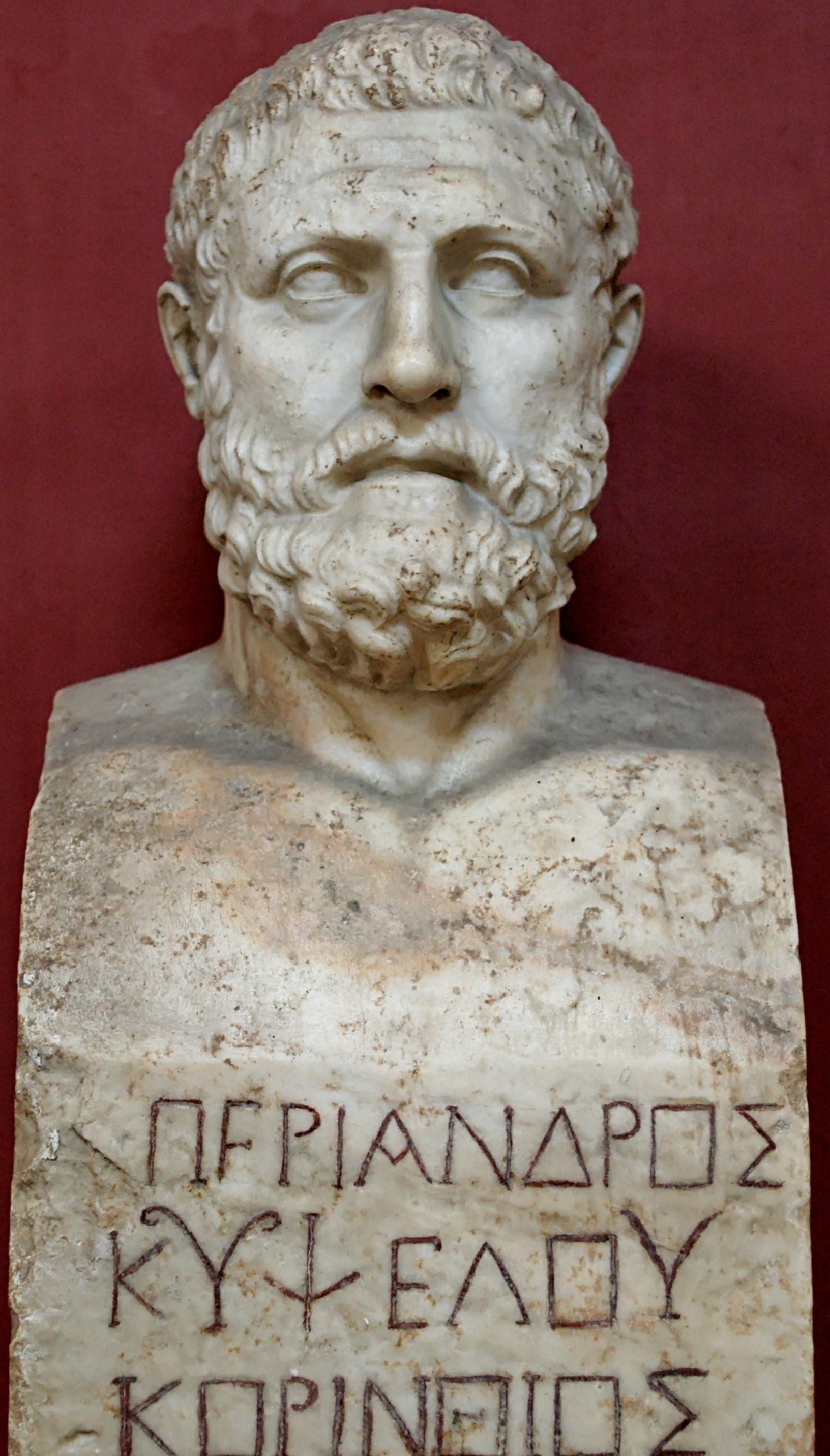 Periandro De Corinto Wikiquote