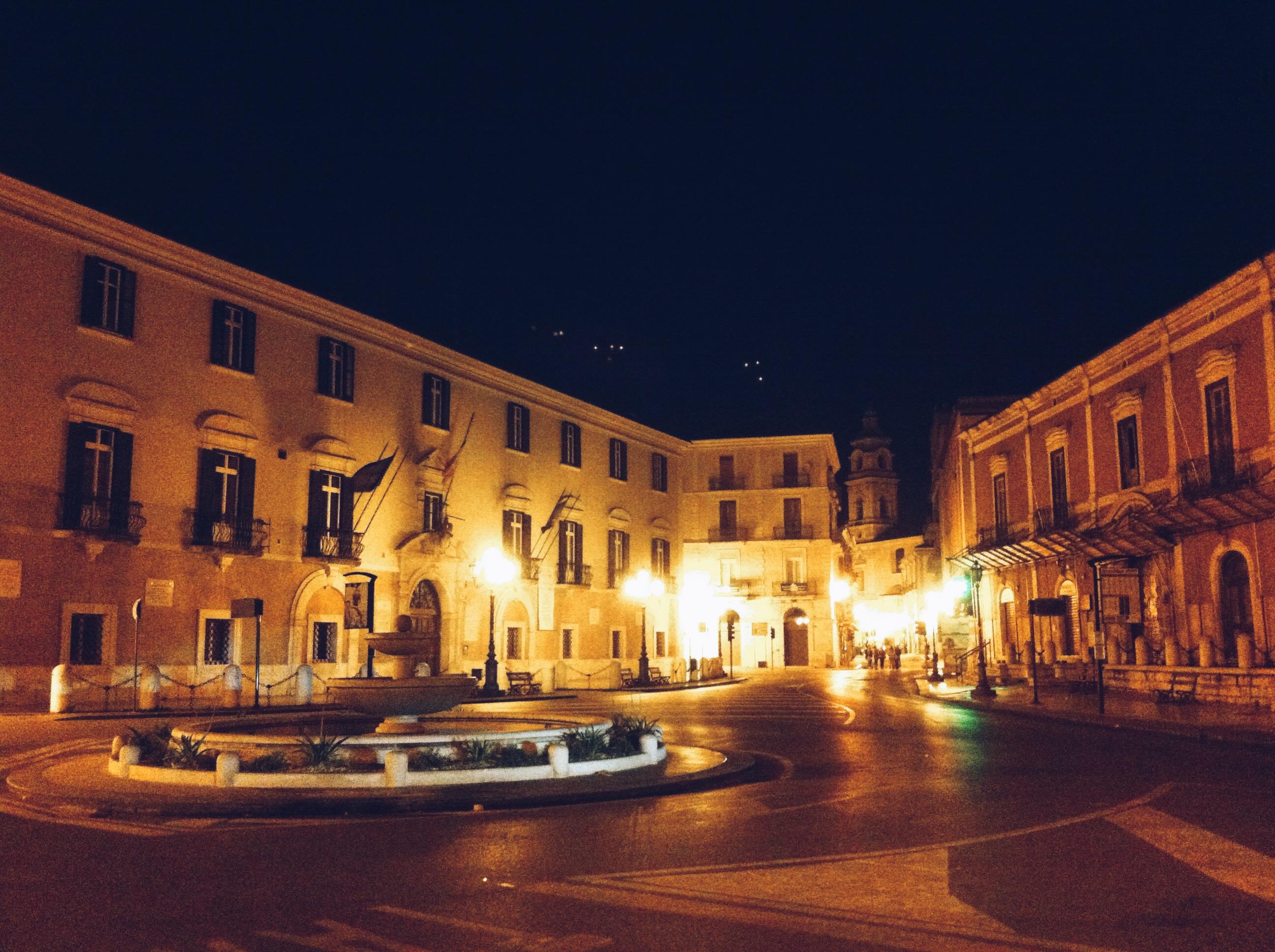 Piazza XX Settembre ,Foggia.JPG