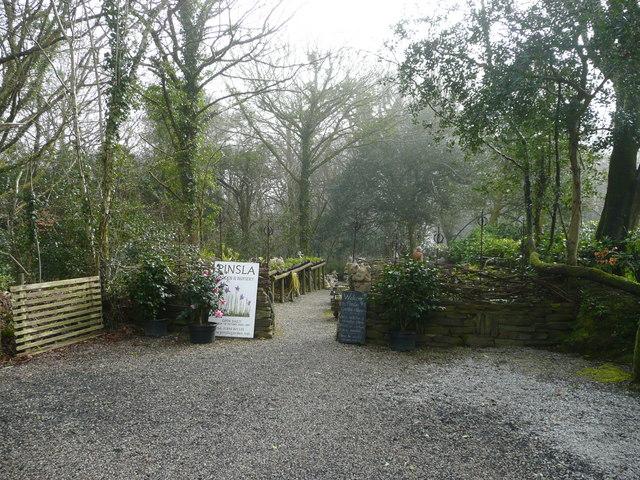 Pinsla Garden and Nursery - geograph.org.uk - 750084