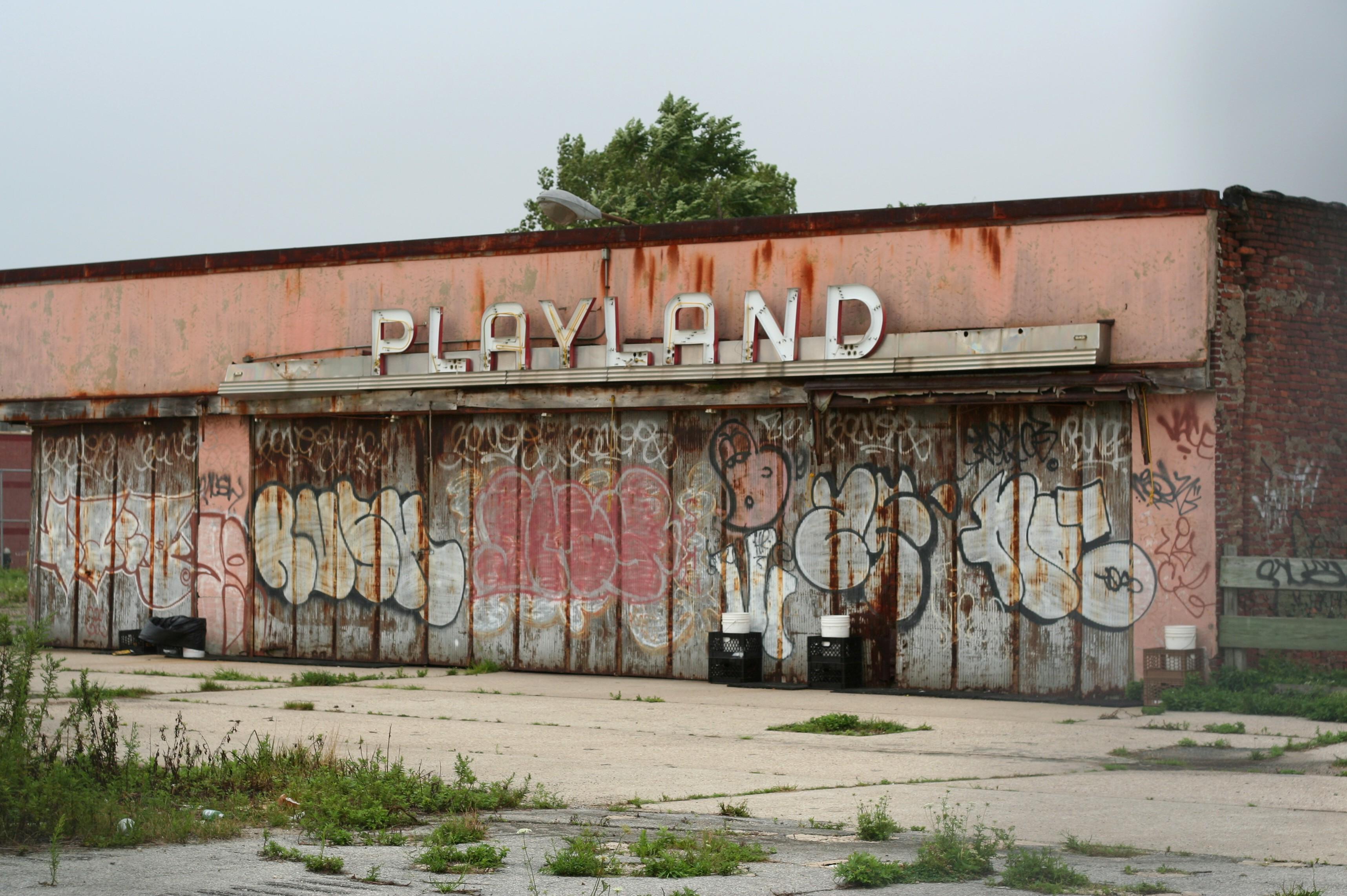Coney Island In Akron Ohio