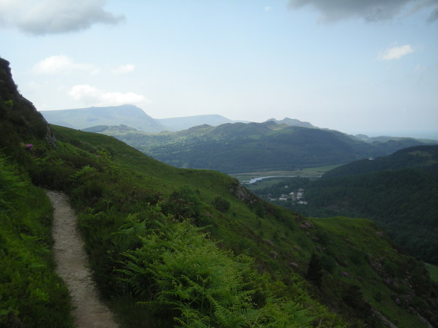Precipice Walk and Mawddach valley - geograph.org.uk - 835493
