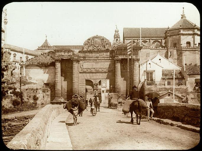 Puente Romano de Córdoba 1897