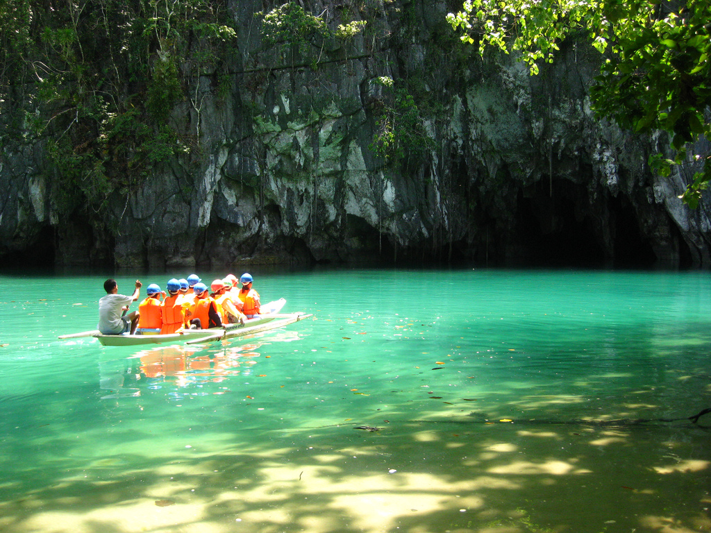 the puerto princesa subterranean river national Puerto princesa city,  the poor traveler blog  home about the blog  puerto princesa subterranean river national park: sabang beach.