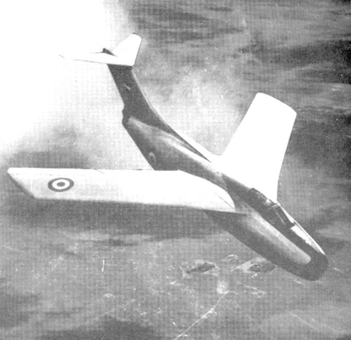 Pulqui II Aircraft - International Tech Tree Project