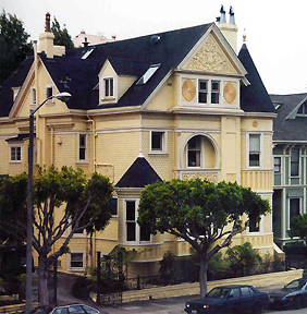 Architecture of San Francisco