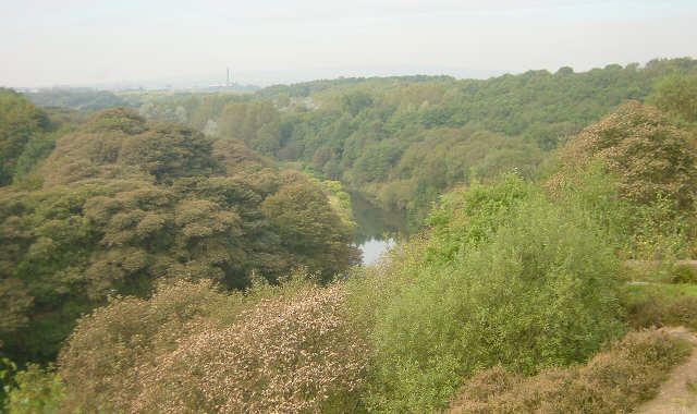 River Croal Valley - geograph.org.uk - 4865
