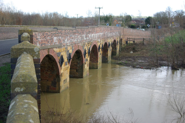 River Stour, Shipston on Stour - geograph.org.uk - 318457