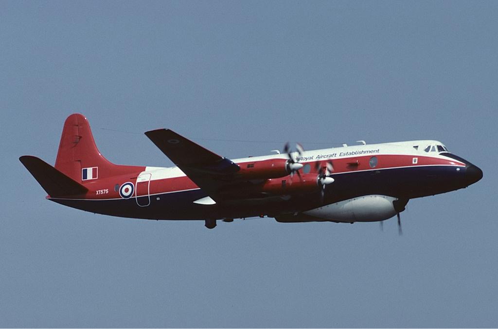 Vickers Viscount Aircraft