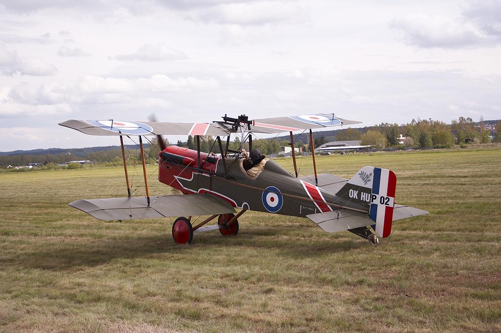Building A 32 U0026quot  Raf Se5a Biplane
