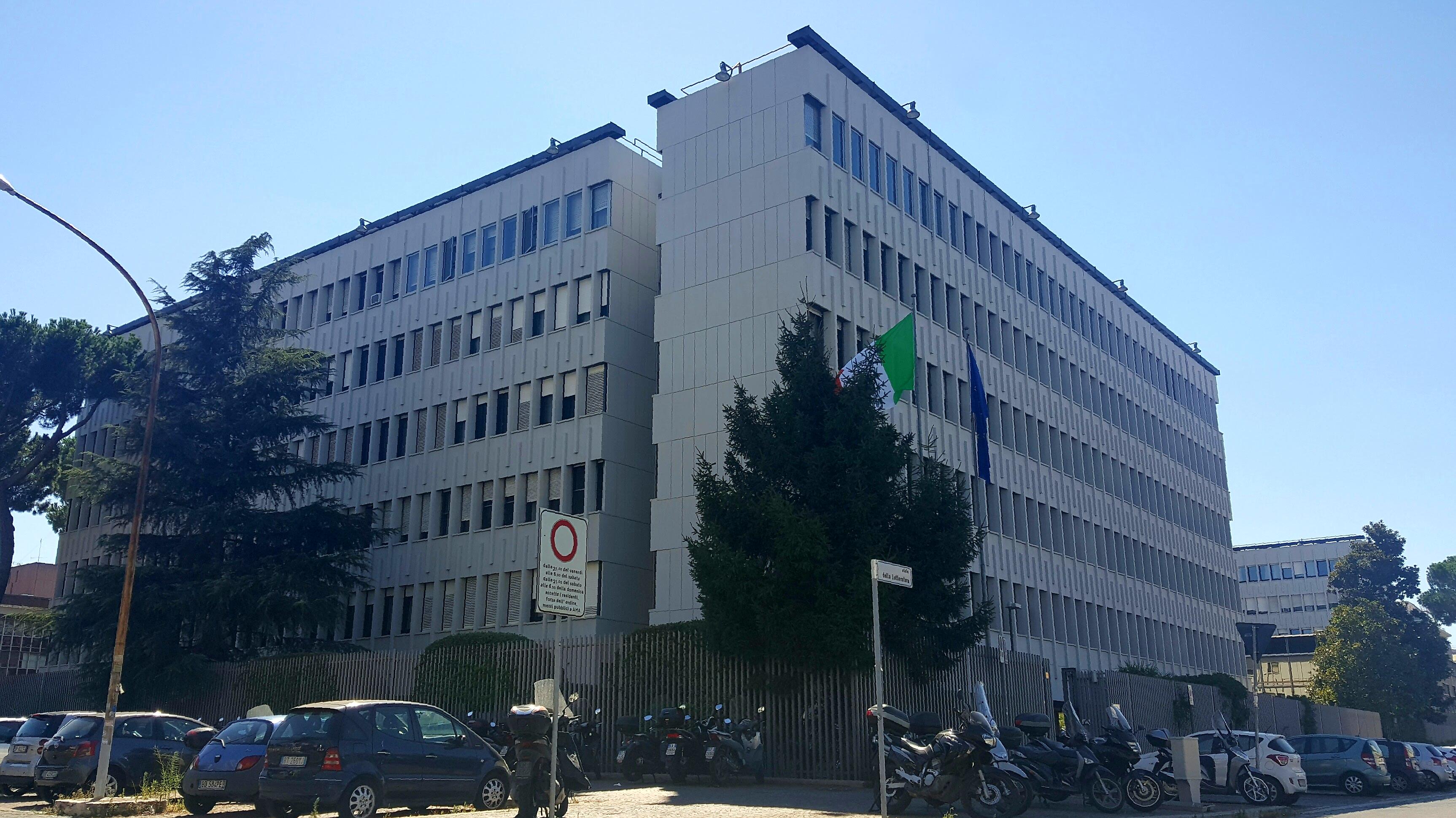 SIAE sede centrale Roma