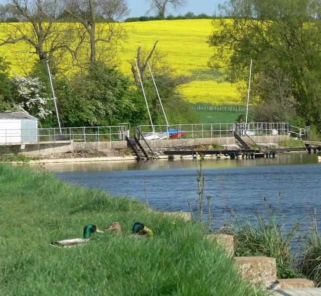 Saddington Reservoir, Leicestershire - geograph.org.uk - 417998