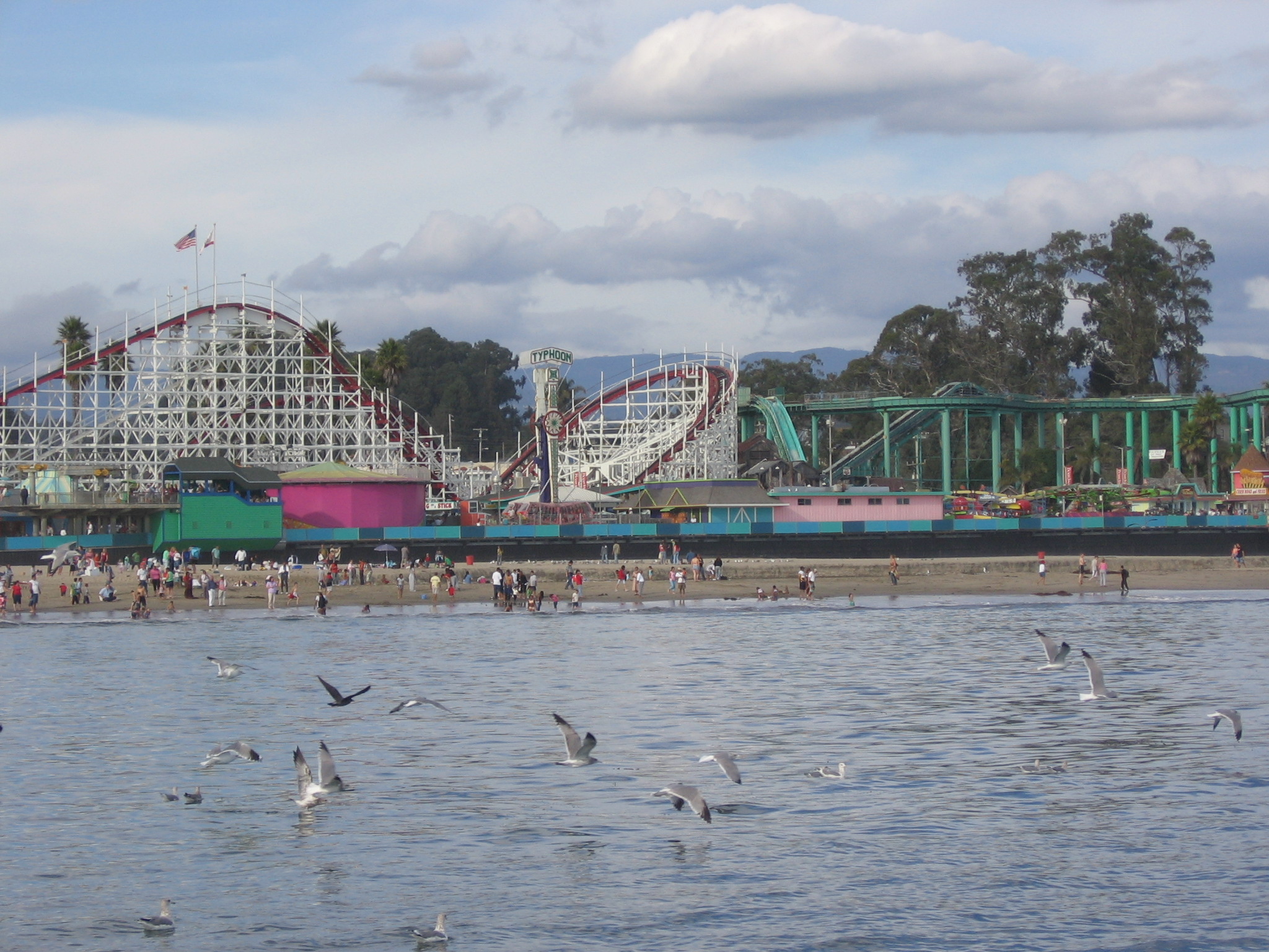 the boardwalk of santa cruz essay Welcome to the santa cruz beach boardwalk ( page 1 0f 2 ) 20% off beef jerky (by the carousel) present this.