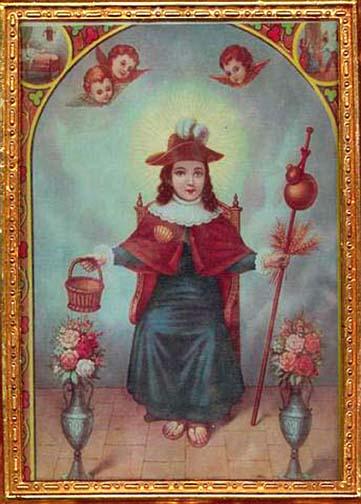 Santo Niño De Atocha Wikipedia La Enciclopedia Libre