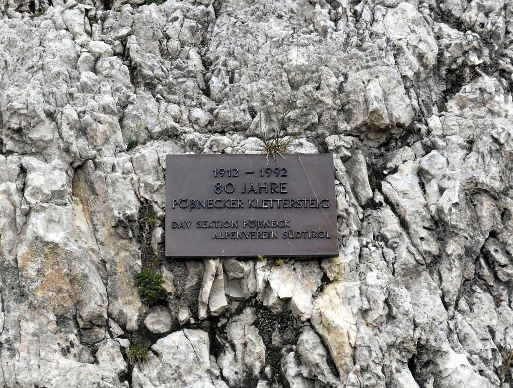 Vallon Klettersteig : Piz boé via vallon klettersteig faszination hochtouren