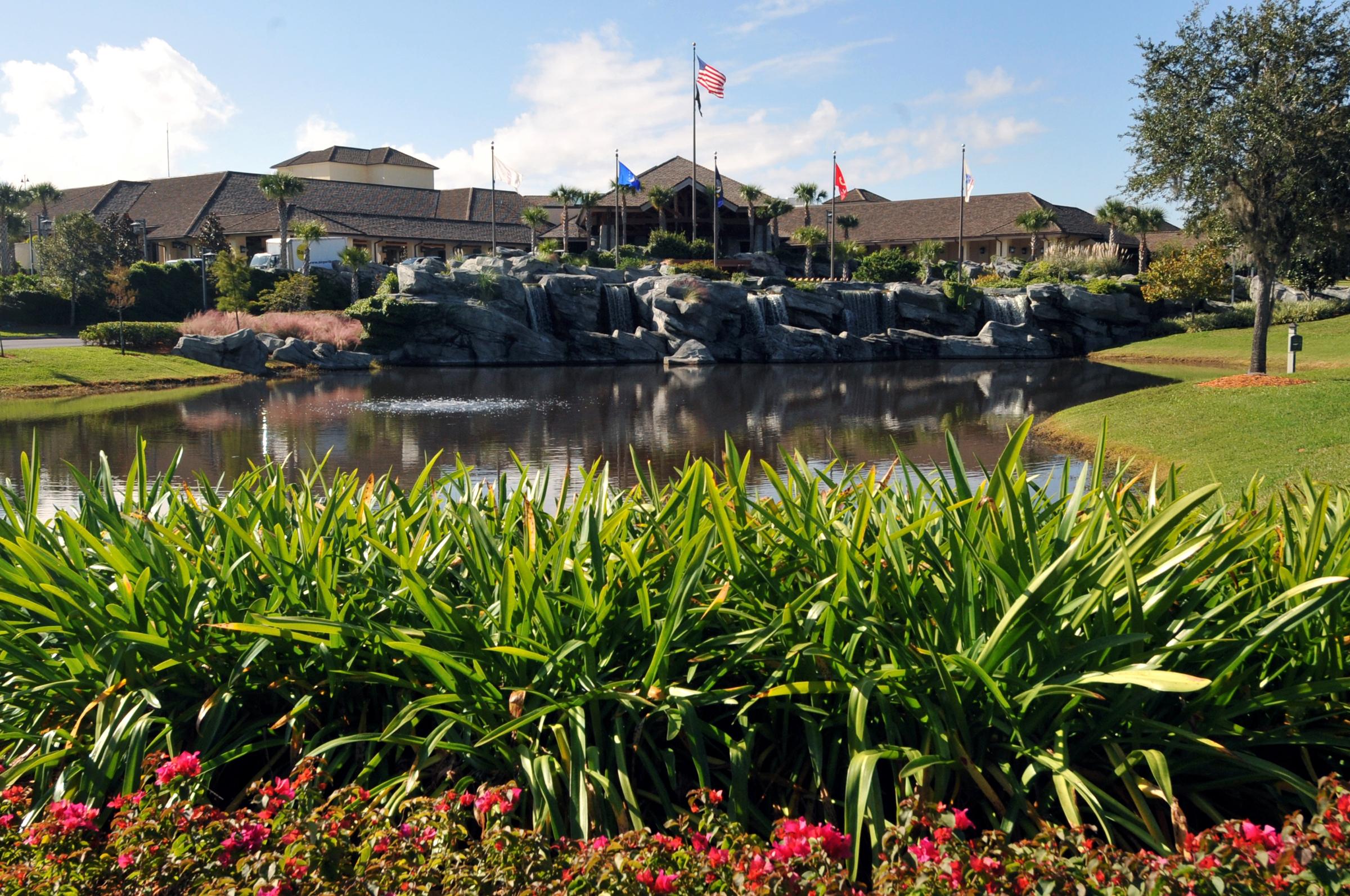 Shades of Green at Walt Disney World