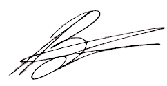 Signature of Aleksandr Zakharchenko.png