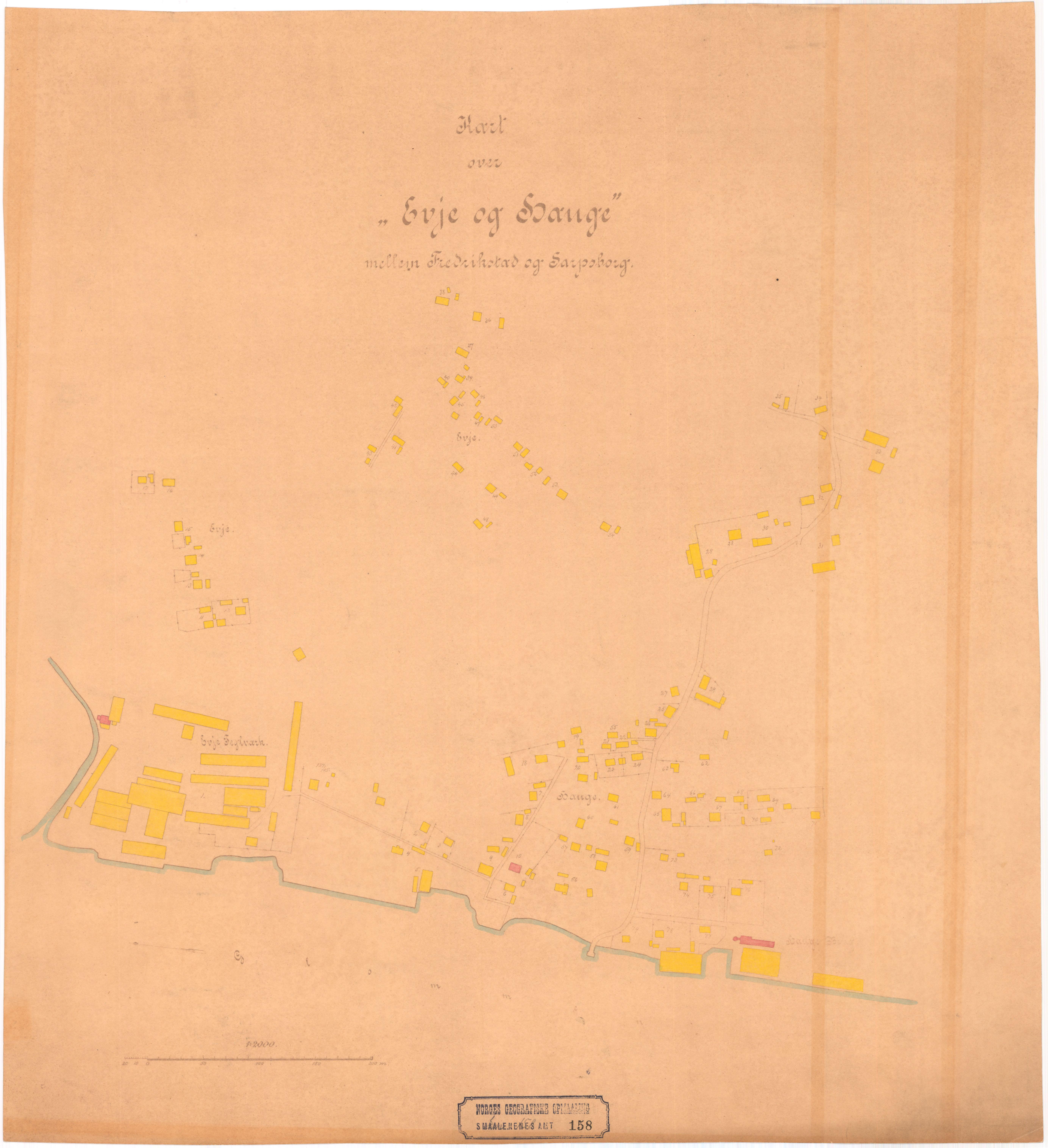 kart over evje File:Smålenenes amt nr 158  Kart over Evje og Hauge mellom  kart over evje