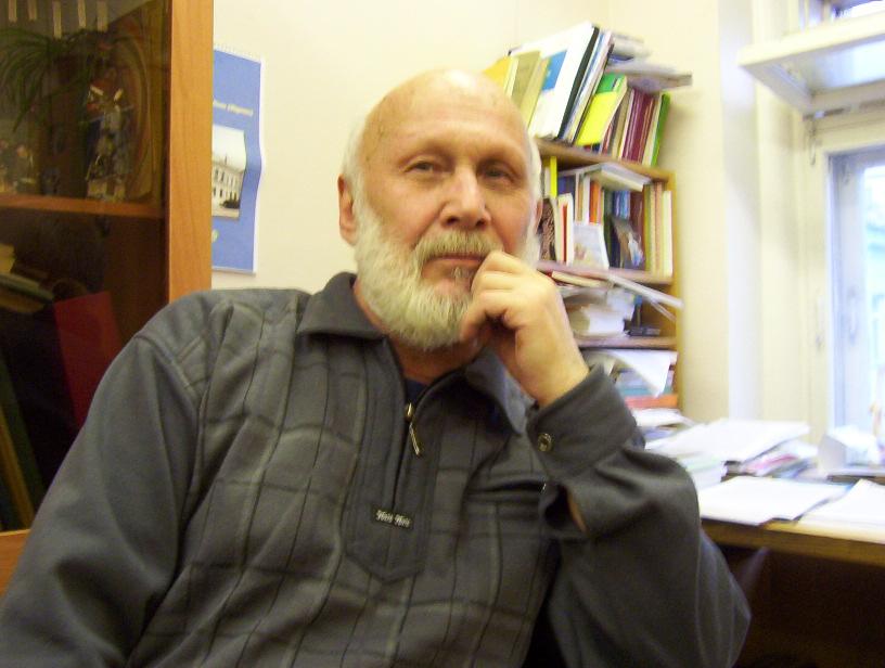 Юрий Алекса́ндрович Соро́кин