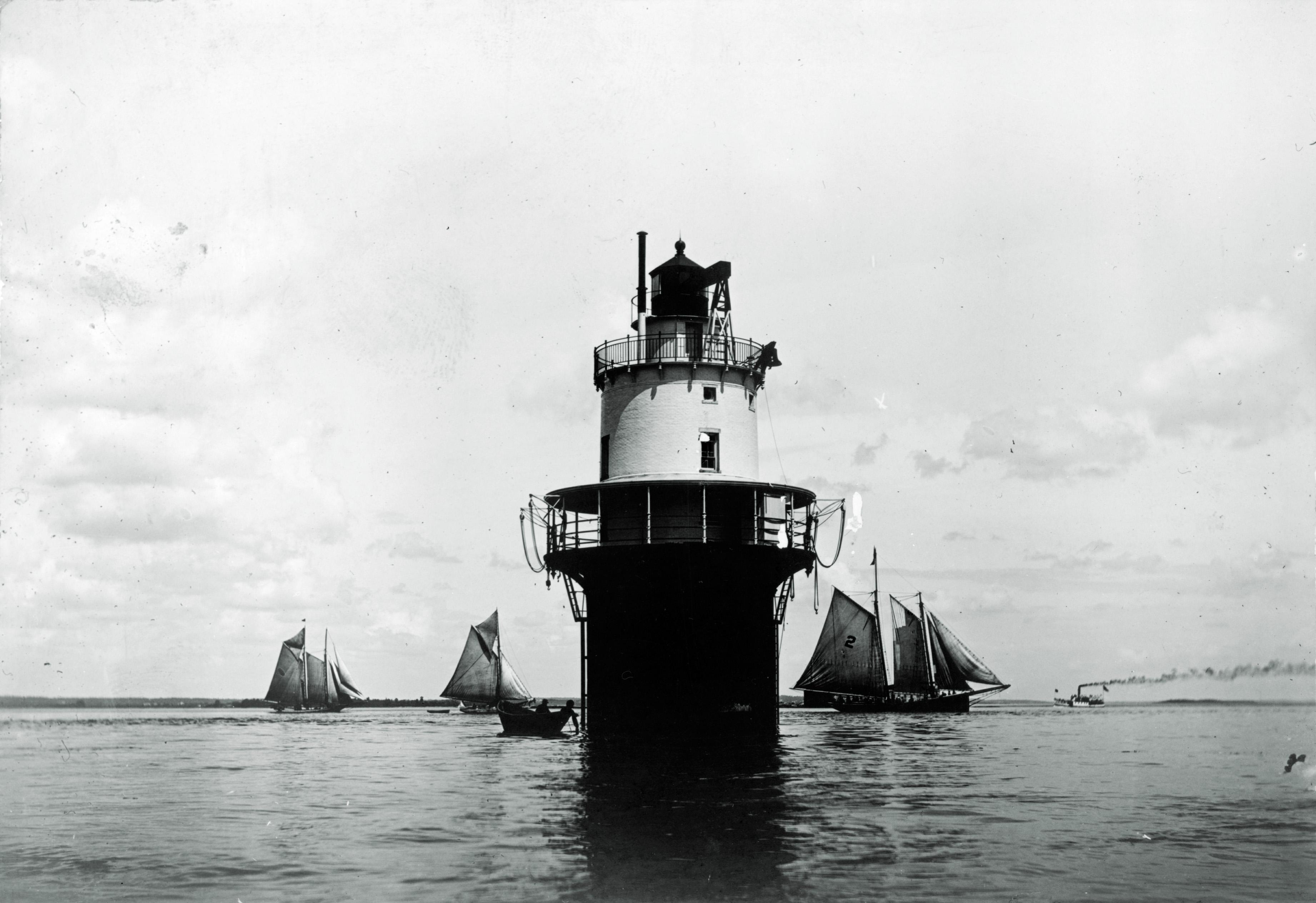 File Spring Point Ledge Lighthouse South Portland Maine