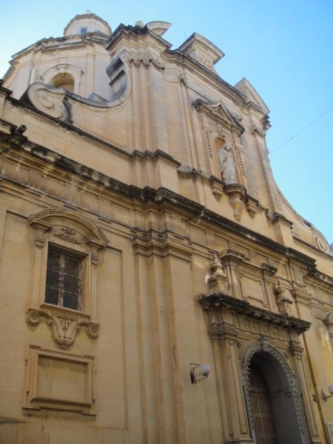 Church of St Nicholas, Valletta - Wikidata